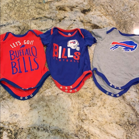 buffalo bills onesie jersey
